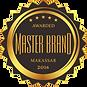 Penghargaan Master Brand Award Makassar 2016