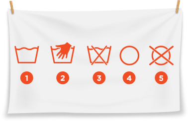 Tips Membaca Simbol pada Label Laundry
