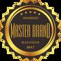 Penghargaan Master Brand Award Makassar 2017