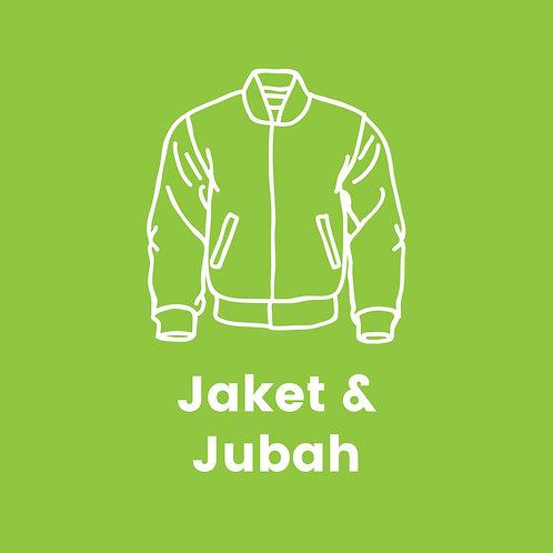 Jaket & Jubah