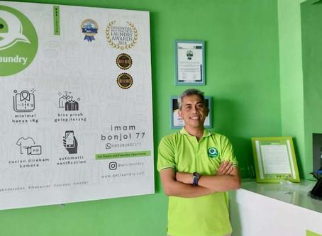 Rilis Pers QnC Laundry, Laundry Premium Pertama di Kota Palopo