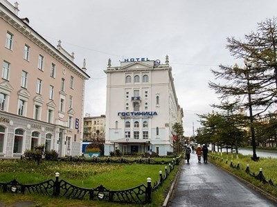 Гостиница ВМ-Центральная