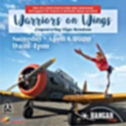 2-7-2020 Warriors on Wings Insta April V