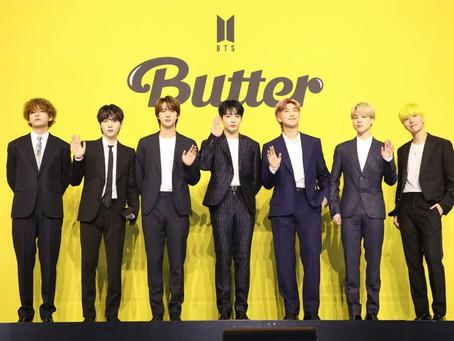 BTS y P!nk en los Premios Billboard 2021