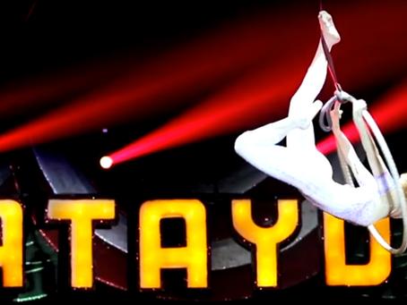 Alfredo Atayde no deja morir al circo