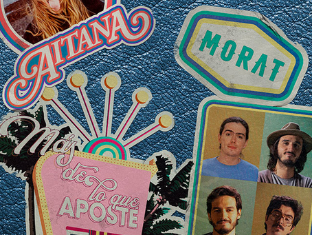 Morat y Aitana nuevamente juntos