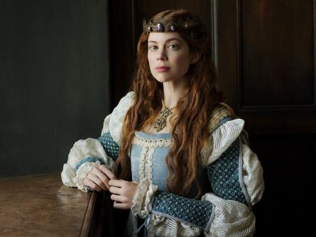 Charlotte Hope, tan fuerte como Catalina de Aragón