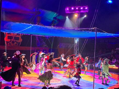 El circo Atayde surfea la pandemia