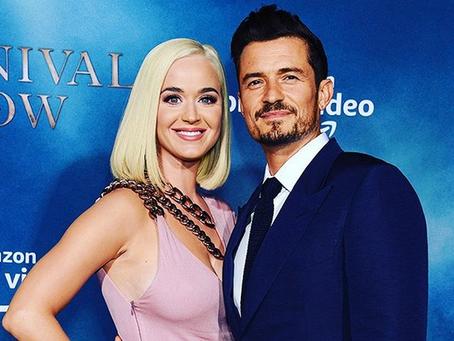 Orlando Bloom y Katy Perry se convirtieron en papás