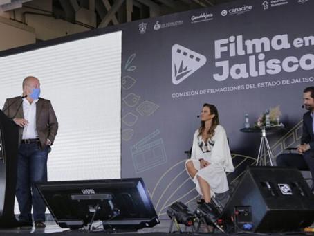 Jalisco, ¿el nuevo Hollywood?