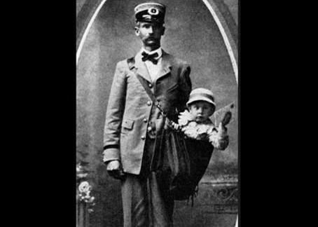 Cuando los niños eran enviados por correo