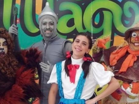 """Disfruta de """"El Mundo de Oz"""" (desde tu automóvil)"""