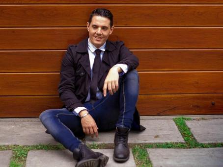 Miguel Laporte: una estafa le cambió la vida