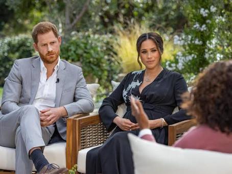 La reveladora entrevista de Harry y Meghan a Oprah