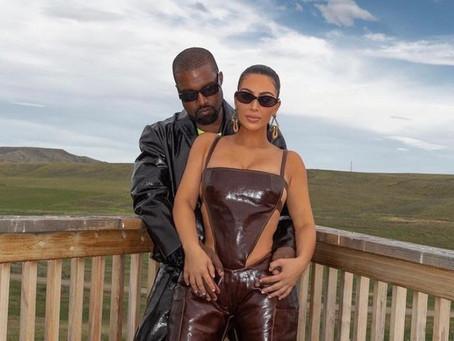 Kim Kardashian y Kanye West se separan y hay una fortuna de por medio