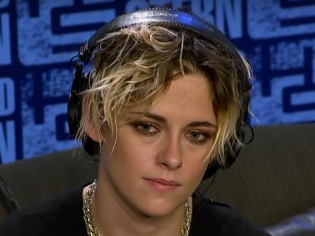"""La """"resting bitch face"""" que me regaló Kristen Stewart"""