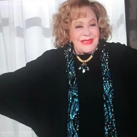 Silvia Pinal apoya a Frida Sofía
