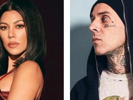 Kourtney Kardashian confirmó su relación con Travis Barker