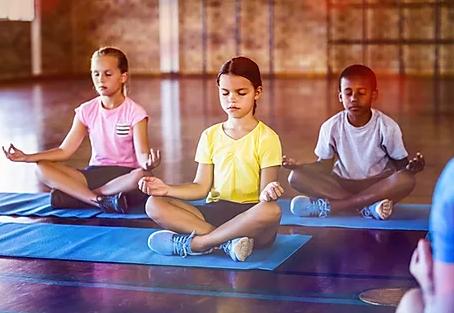 Aprende a meditar con tus niños