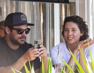 ¿Quién es la nueva novia de Zac Efron?