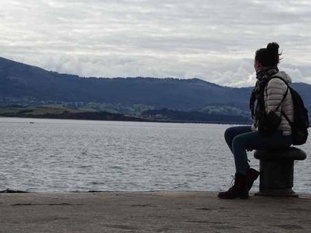 Diana Sedano y su padre ausente