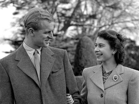 Isabel II ha lidiado con el Príncipe Felipe por 73 años