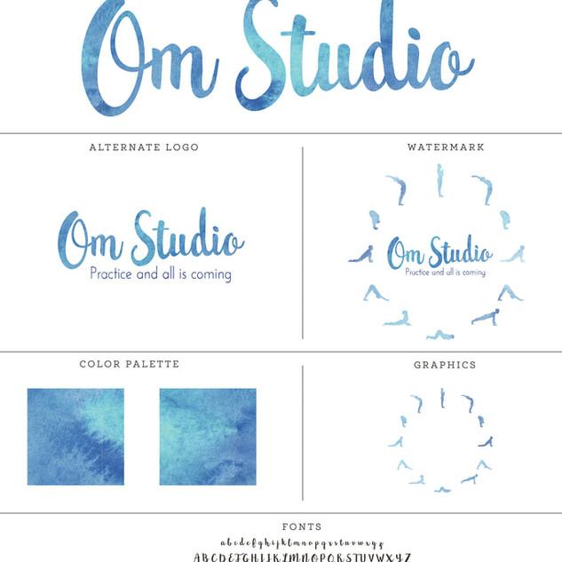 Om Studio Moon Board