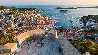 Hvar-a-beautiful-view-of-the-fortress-ci