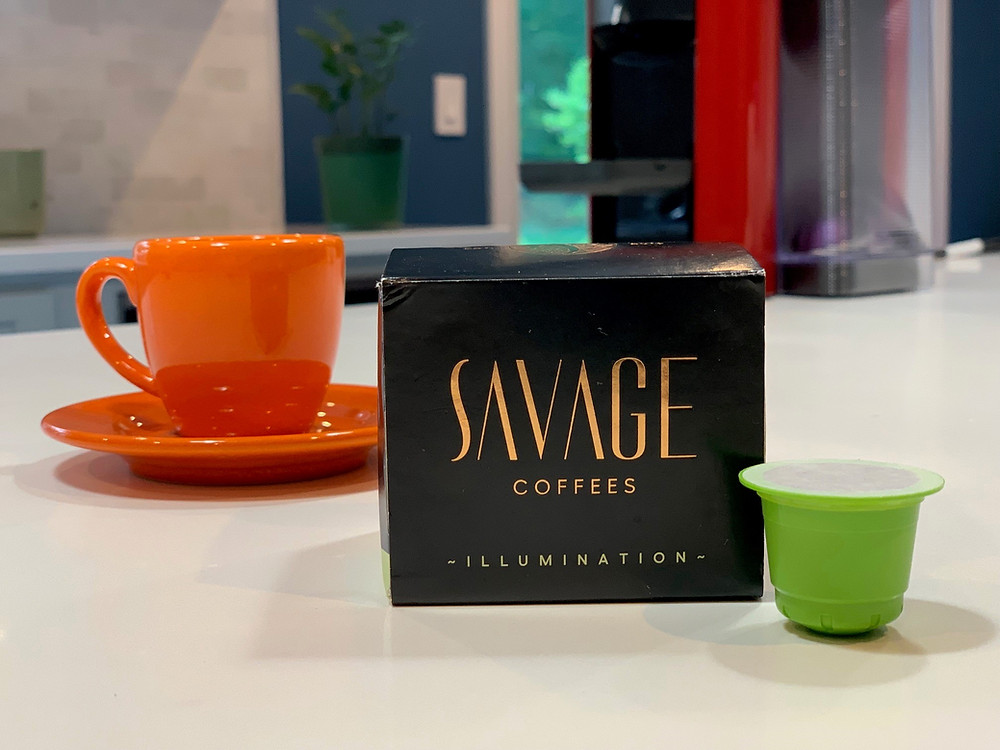 Savage Coffee pods