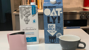 The Best Plant Milks for Frothing at Home
