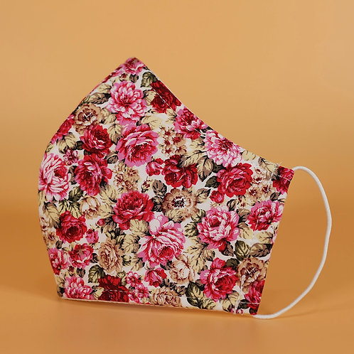 Pink & Red Floral