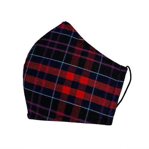 Flannel - Red & Black
