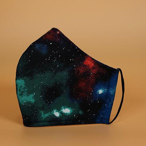 Nebula - 3 Layer Cotton Face Mask