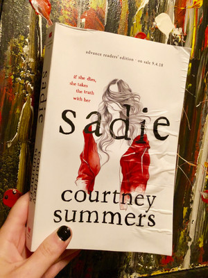 Review: 'Sadie' - Courtney Summers