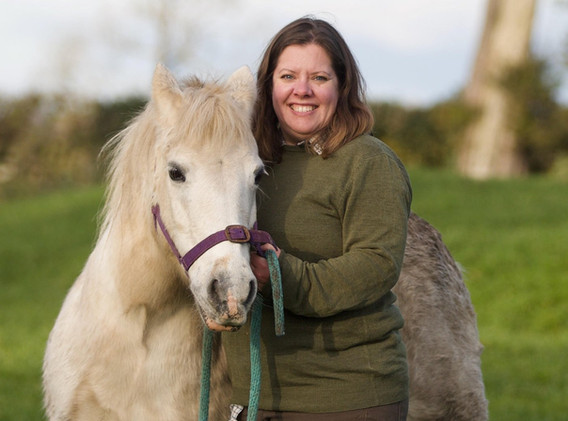 Sally and Pony