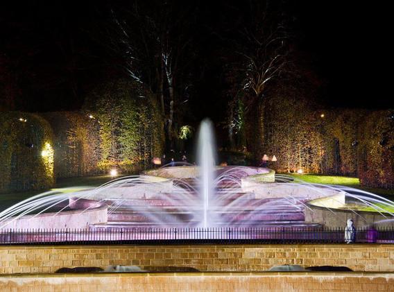 Alnwick Garden by Darryn Wade