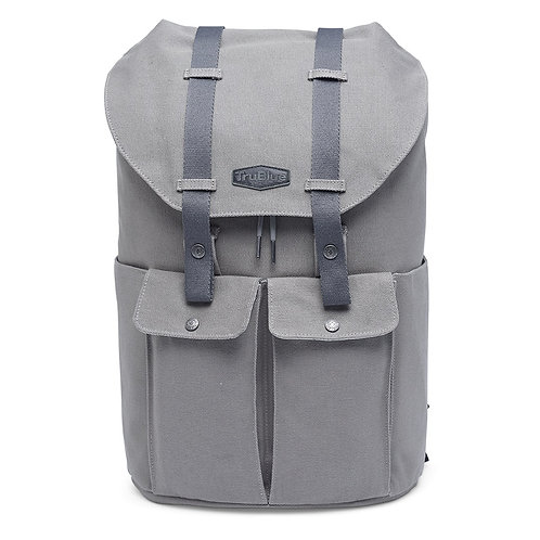 Canvas Backpack by Trublue
