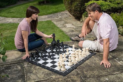 Traditional Garden Chess