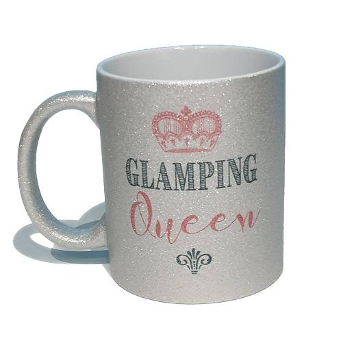 'Glamping Queen' Mug
