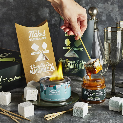 Glamping at Home Gin Lover's Gift Set