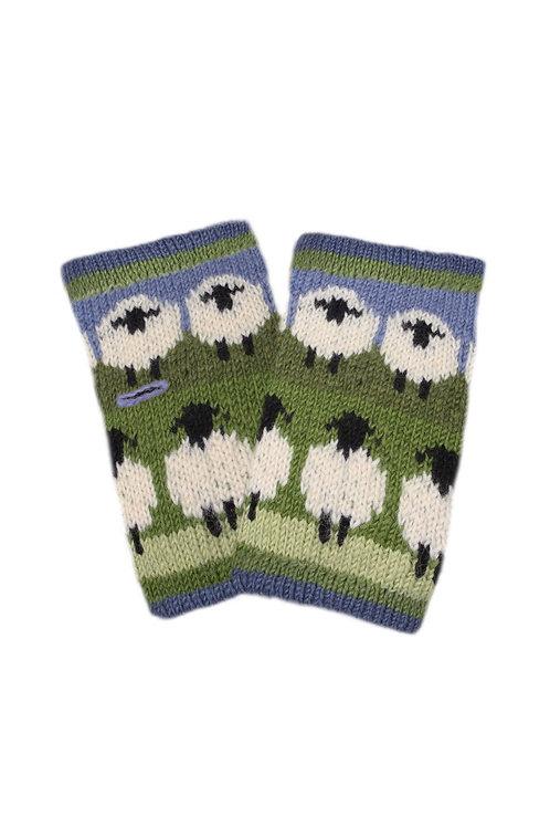 Flock of sheep handwarmers