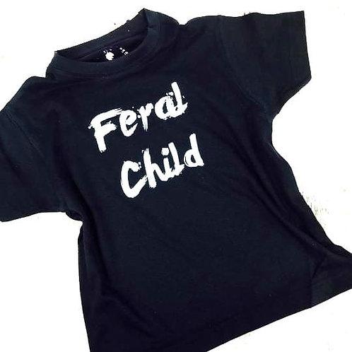 'Feral Child' T-Shirt