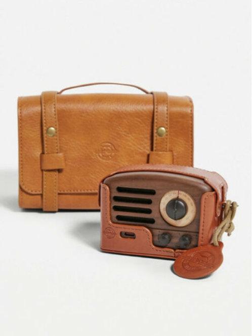 Walnutwood Portable Speaker by MUZEN