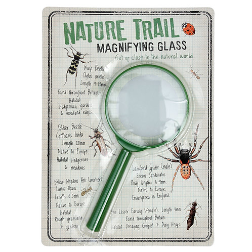 Nature Trails magnifying glass