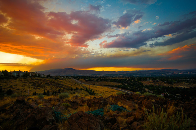 Reno Sunsets