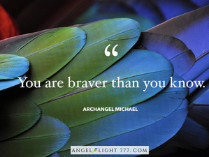 The Door is Open. You Are Braver Than You Know.