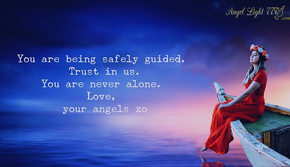 A message for you from your angels