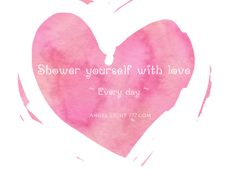 Shower Yourself With Love