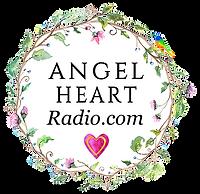 AHR profile pic wreath BIGGER RADIO font