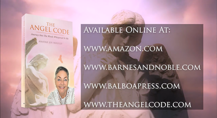 The Angel Code pink angel with websites